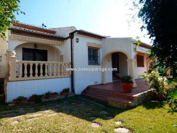 Immobilier Belen Quiroga Vous Propose Une Villa De Plain