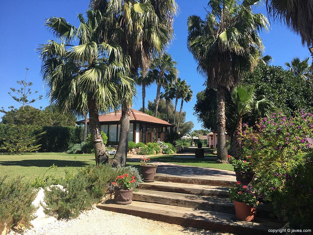 Jardín y árboles ServiGardens