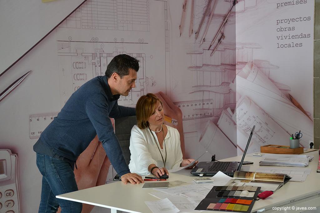 Proyectos de interiorismo a medida en muebles mart nez for A medida interiorismo