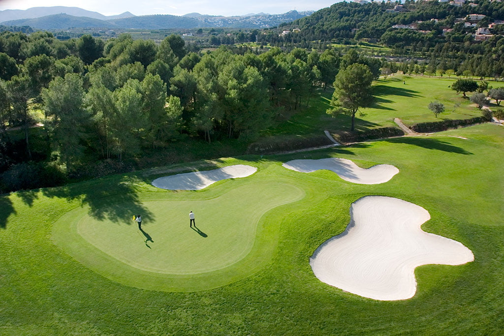 Golfbanen Promociones Denia SL