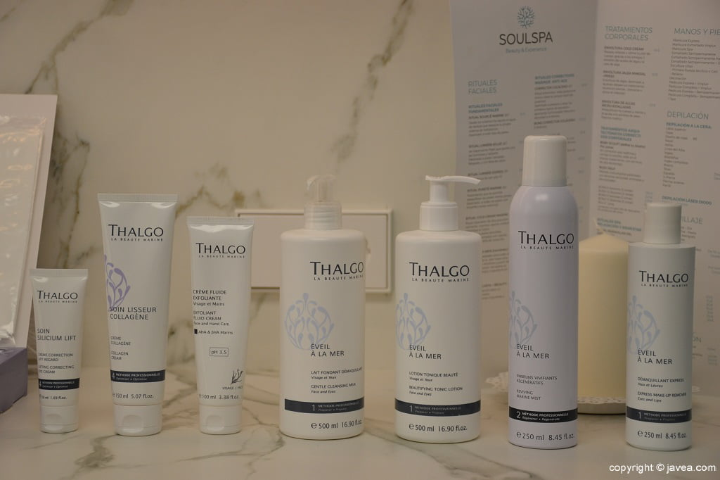 Comestica Thalgo Soulspa Beauty Experience