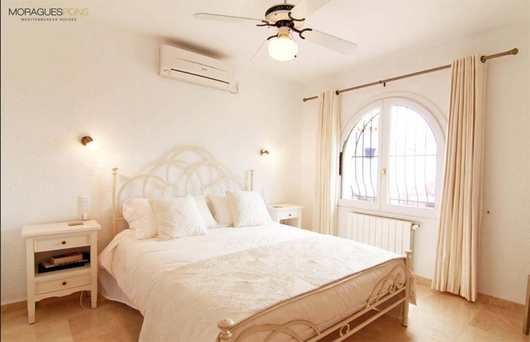 Habitació doble MORAGUESPONS Mediterranean Houses