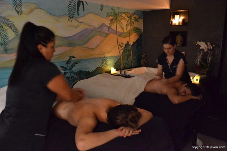 Masaje Soulspa Beauty Experience