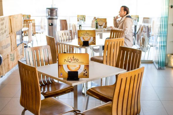 Terraza Nostro Café Costa