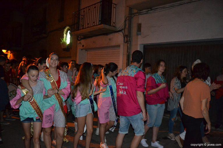 Cantos San Juan. Fogueres Xàbia 2018