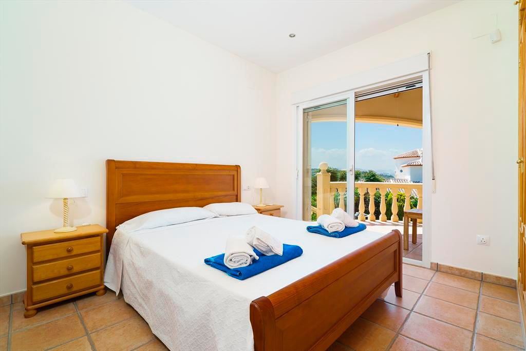 Dormitori Casa Rio Aguila Rent a Vila
