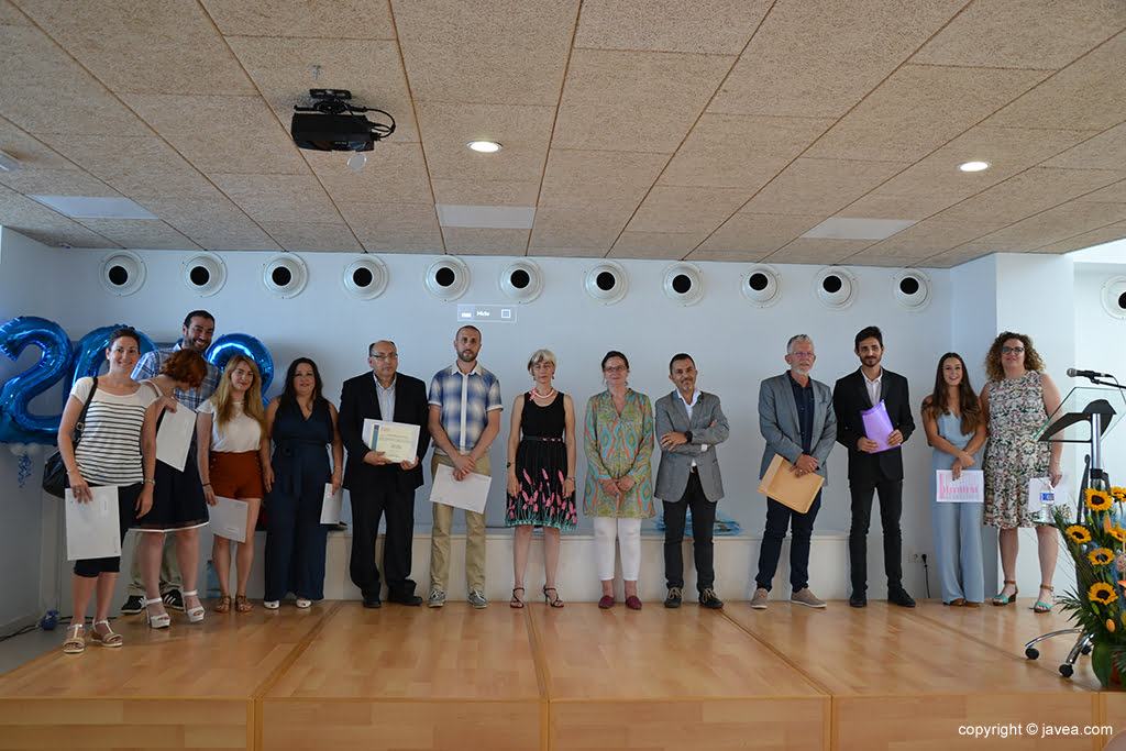 El IES nº1de Xàbia consigue el premio al trabajo de prevención de tabaco