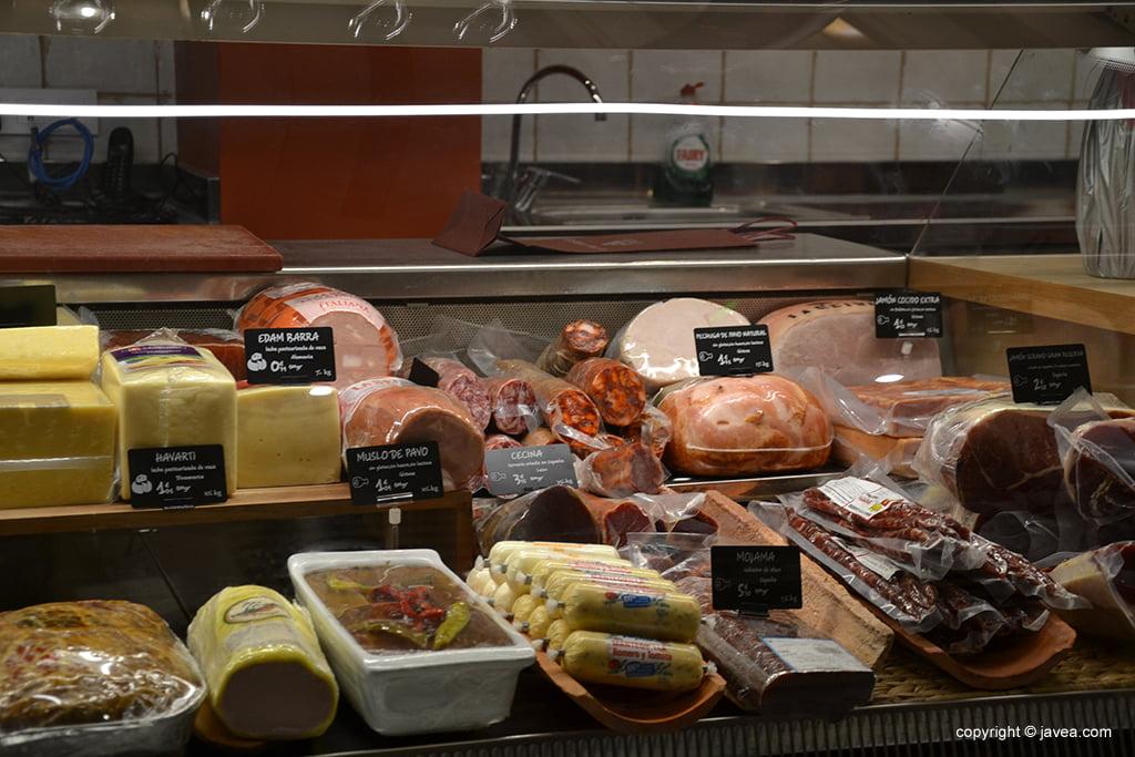 Salsichas Miraltall Carns i Formatges