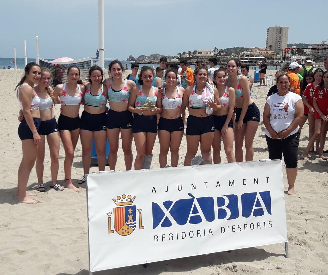 Handbol Playa Xàbia