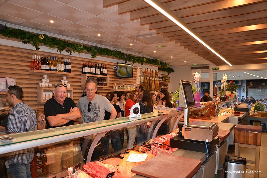 Miraltall Carns i inauguração da Formatges