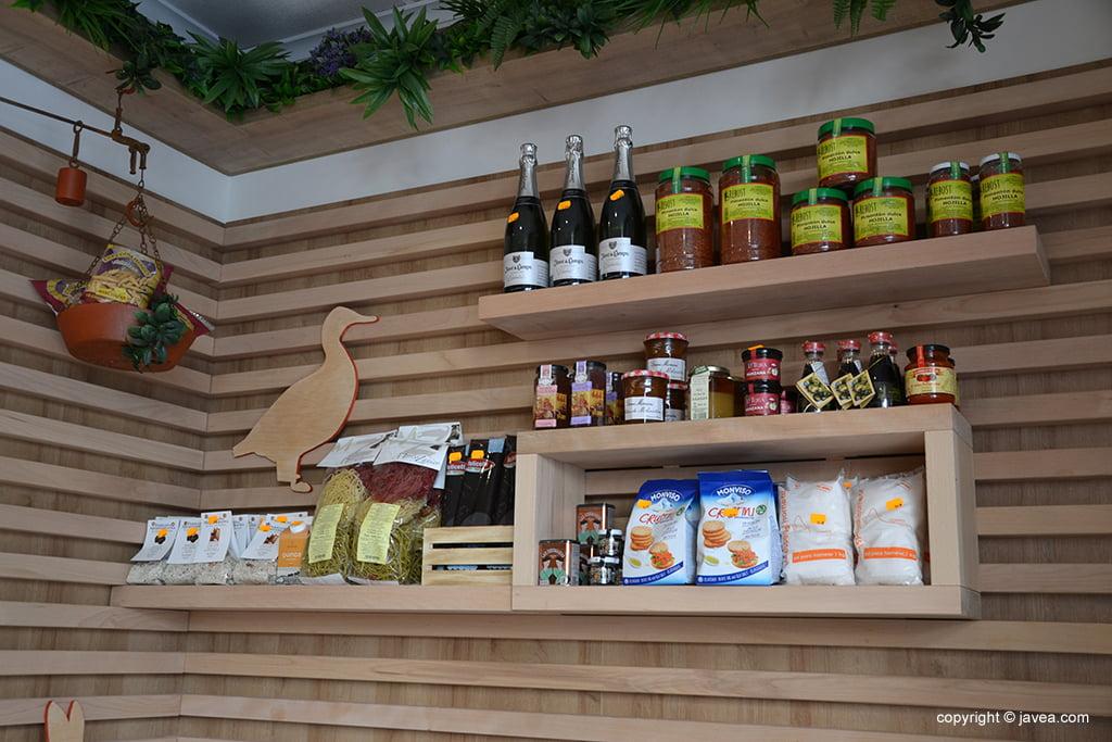Miraltall Carns i Formatges produtos gourmet