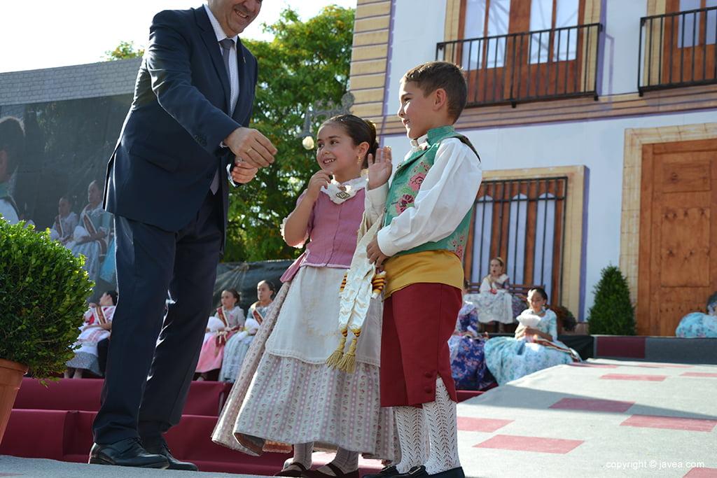 Proclamación Reina Infantil 2018