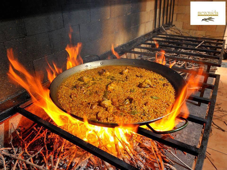 Arroz Restaurante Mezquida
