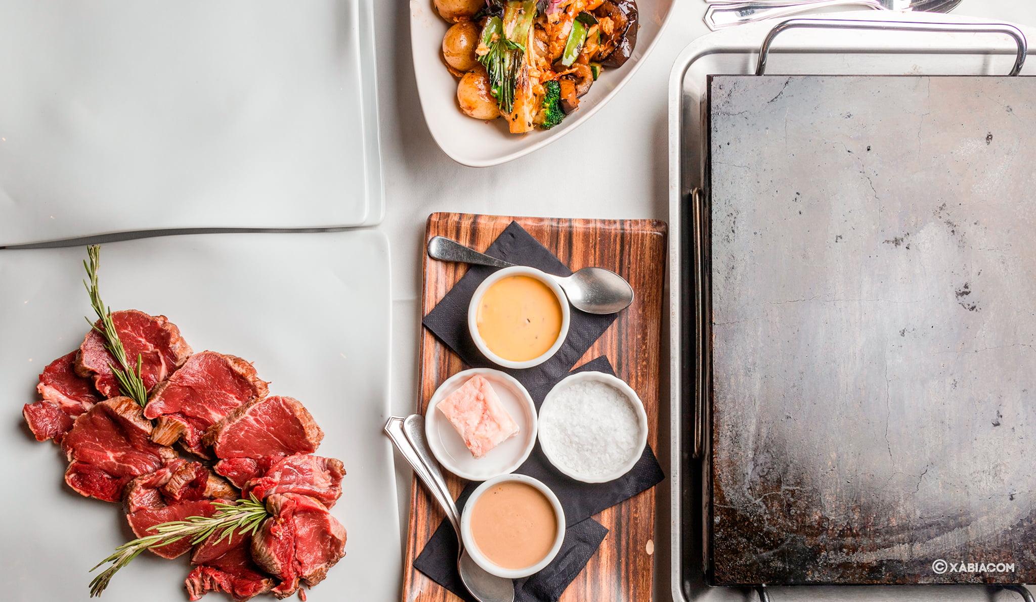 Carnes a la piedra en Jávea – Restaurante Canali