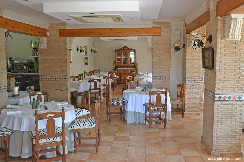 Comedor Restaurante Canali