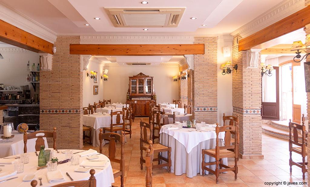 Interior Restaurante Canali