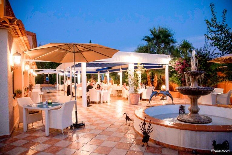 Restaurante con terraza - Restaurante Canali