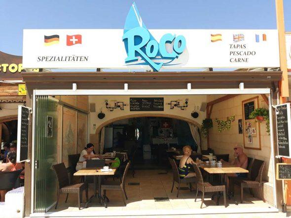 Imagen: Restaurante RoCo entrada