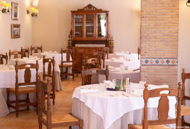 Imatge: Saló Restaurant Canali