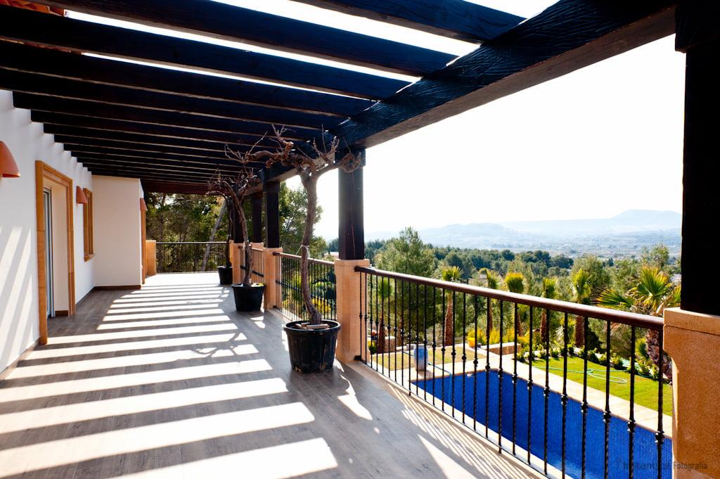 Vistas Terraza Promociones Almerinta Constructora
