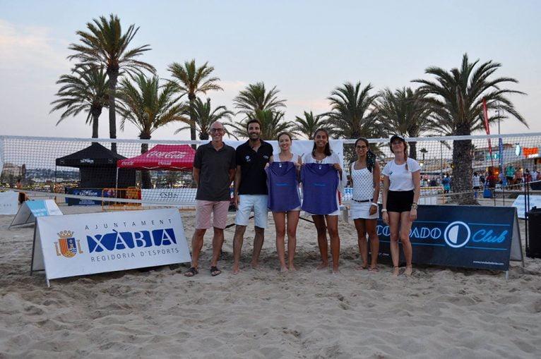 V Circuito Beach Tennis' de Xàbia