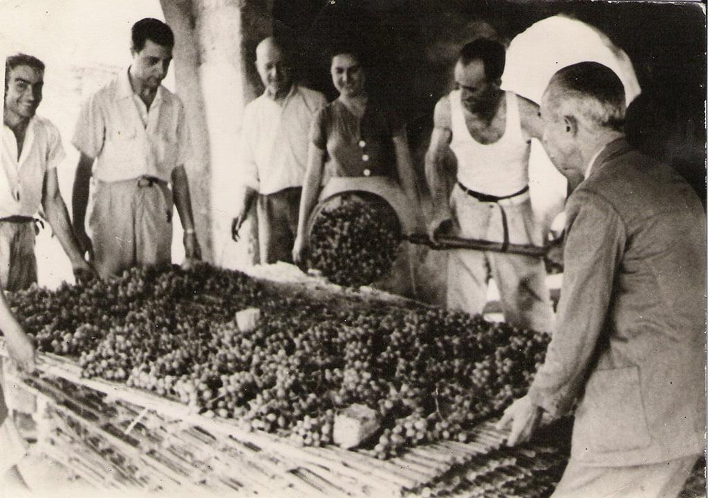 Familia Guardiola escaldà 1956