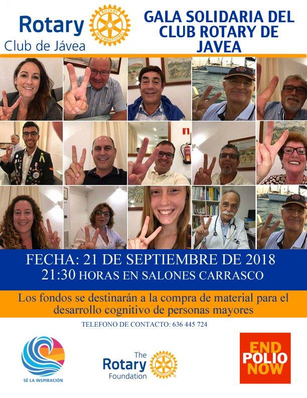 Gala Rotary 2018