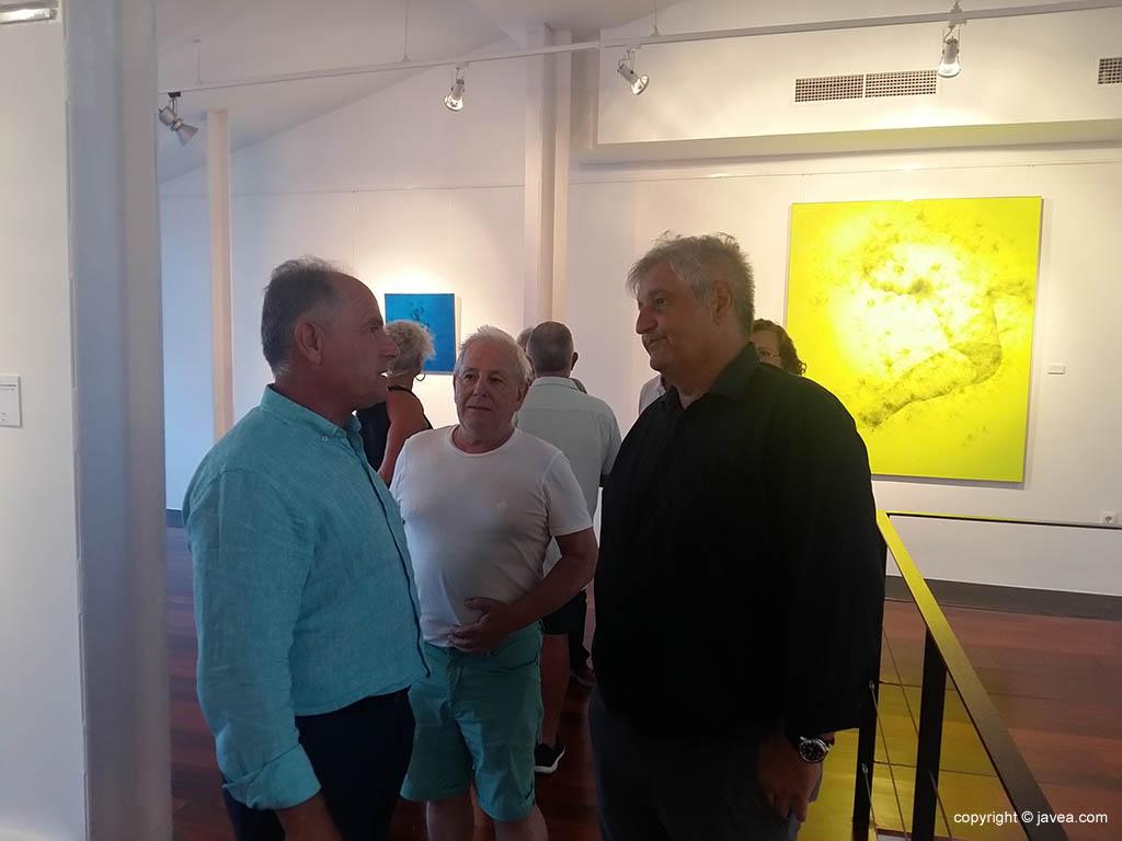 Tomás Sivera inaugura 'Desplazamientos'
