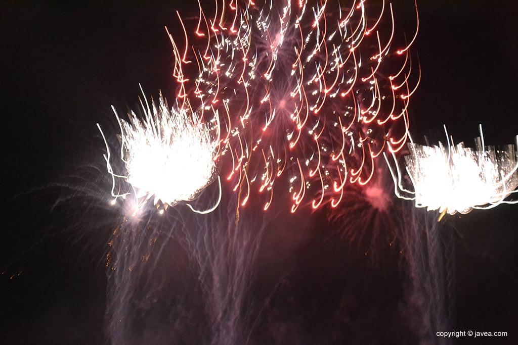 Castillo de Fuegos Artificales Fiestas Loreto 2018