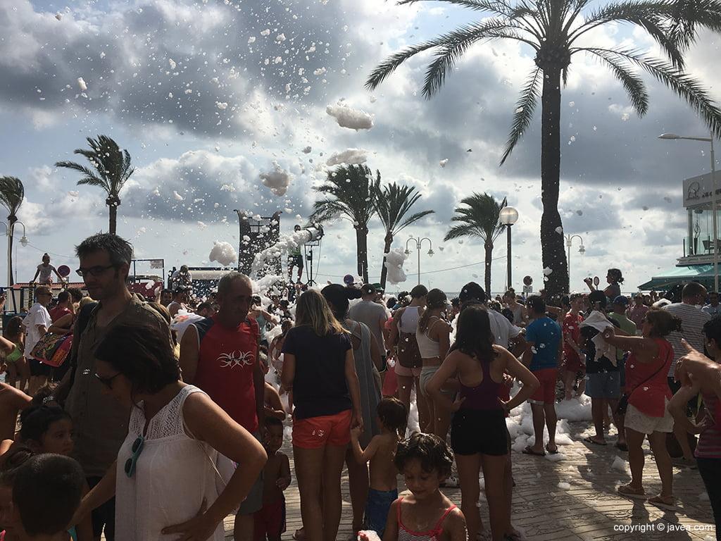 Día del Niño en las Fiestas del Loreto