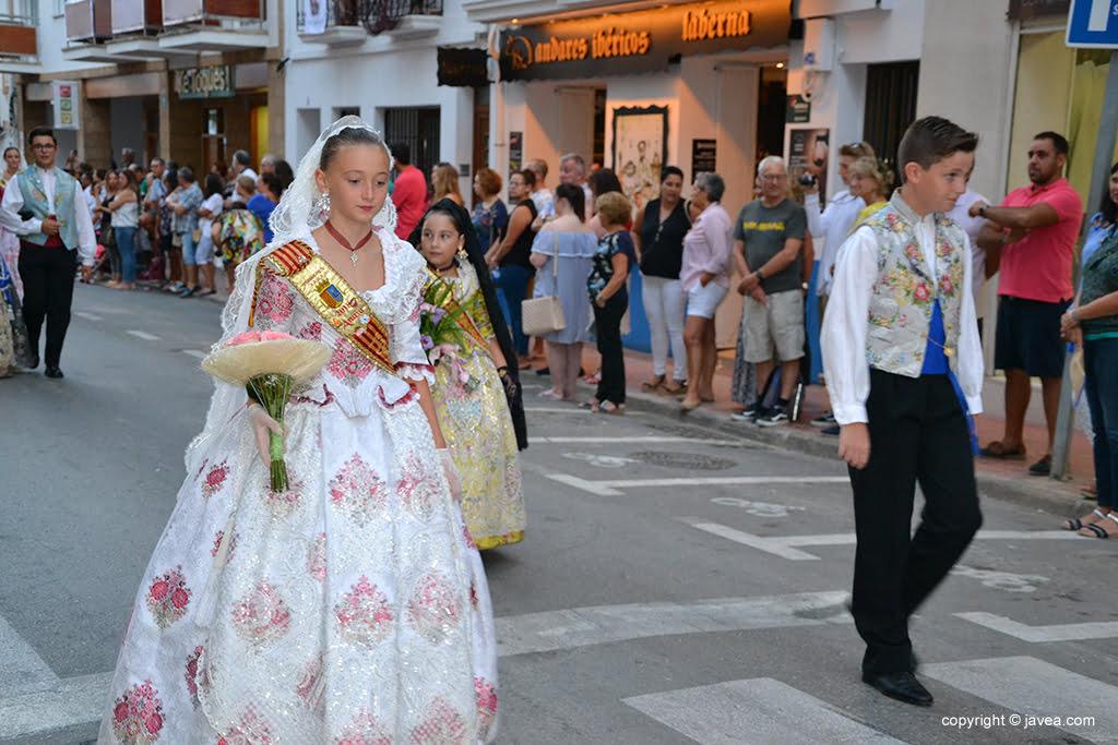 Ofrenda de Flores Fiestas del Loreto 2018