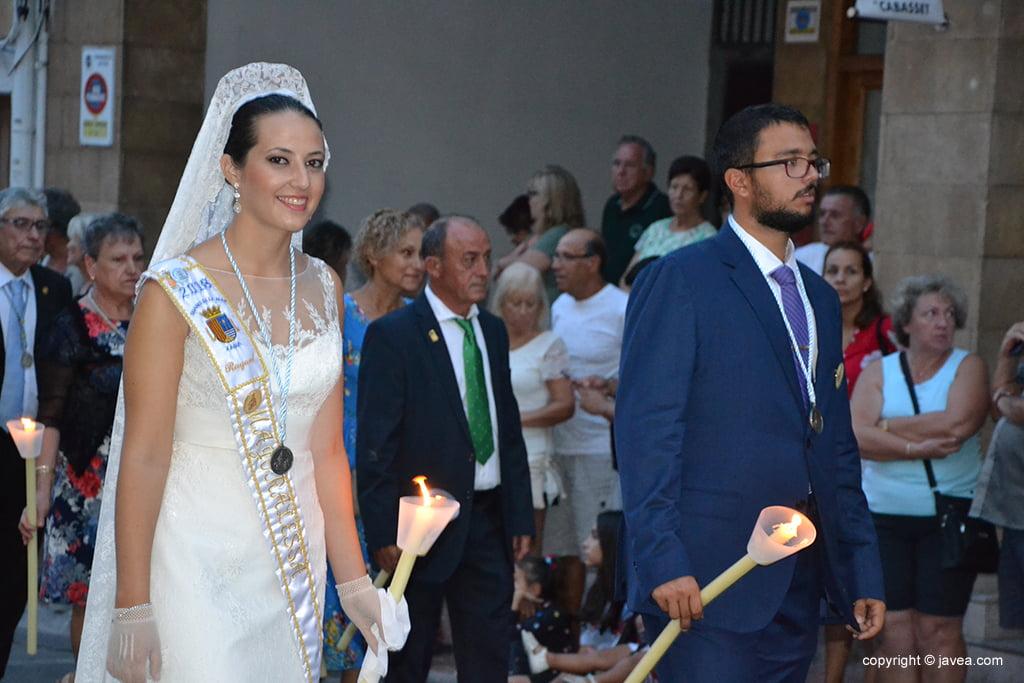 Procesión a la Virgen de Loreto 2018