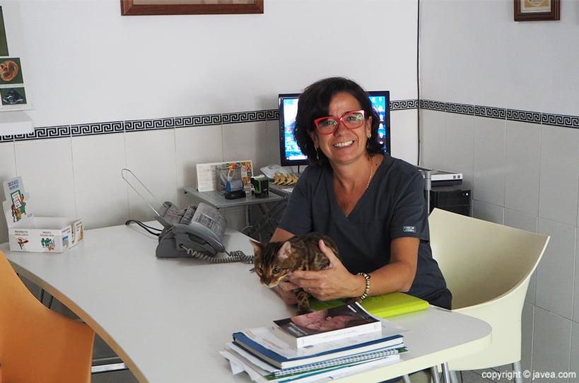 Antònia Clínica Veterinària ASIS Vets