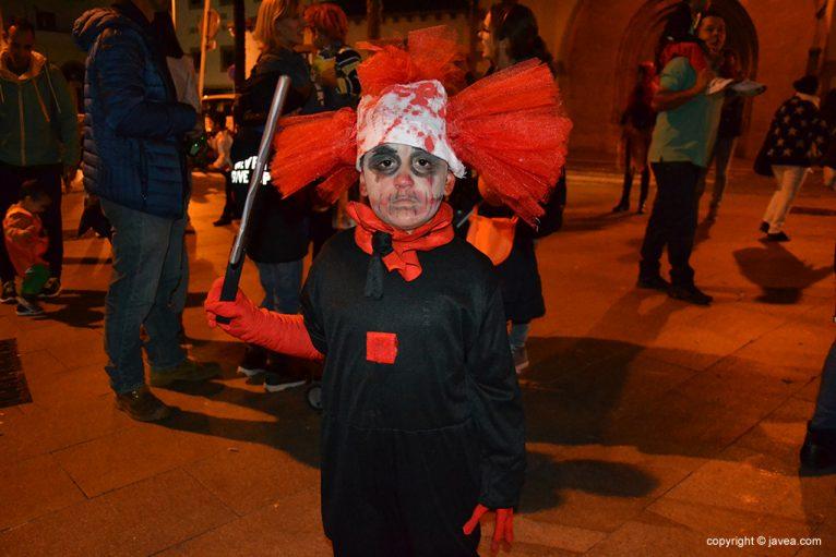 Desfile Infantil de Halloween 2018