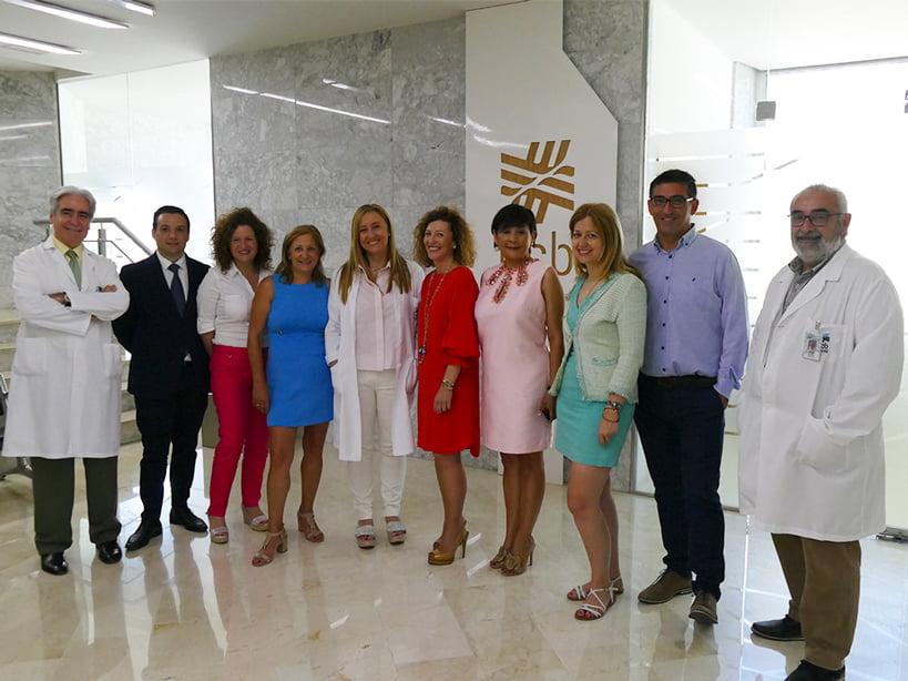 Equipo directivo Hospital Clínica Benidorm