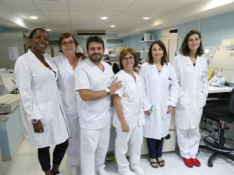 Equipamento de Laboratório Hospital Clínica Benidorm
