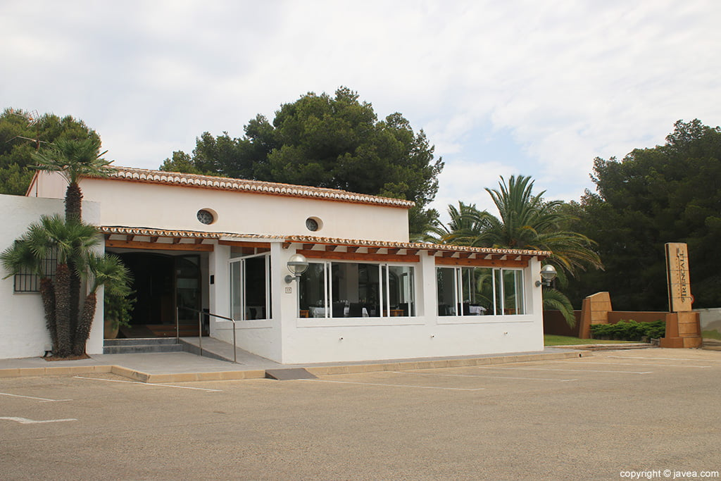 Fachada Restaurante Trencall