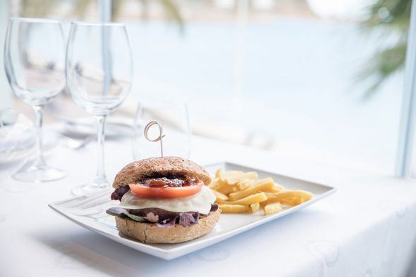 Hamburguesa Restaurante Noray
