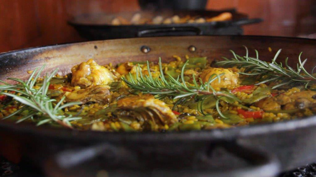 Paella Restaurante Trencall