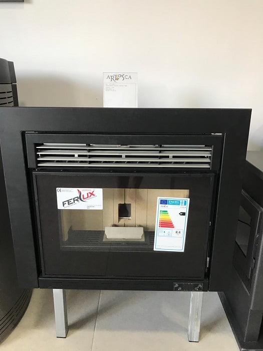 Programable Estufa Pellet Artosca