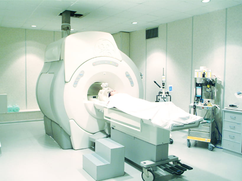 Ressonância Magnética Hospital Clínica Benidorm