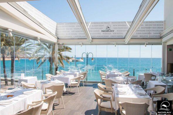 Sala Restaurante Noray
