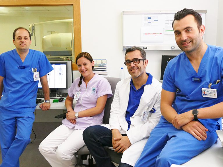 Servicio Medicina Nuclear Hospital Clínica Benidorm