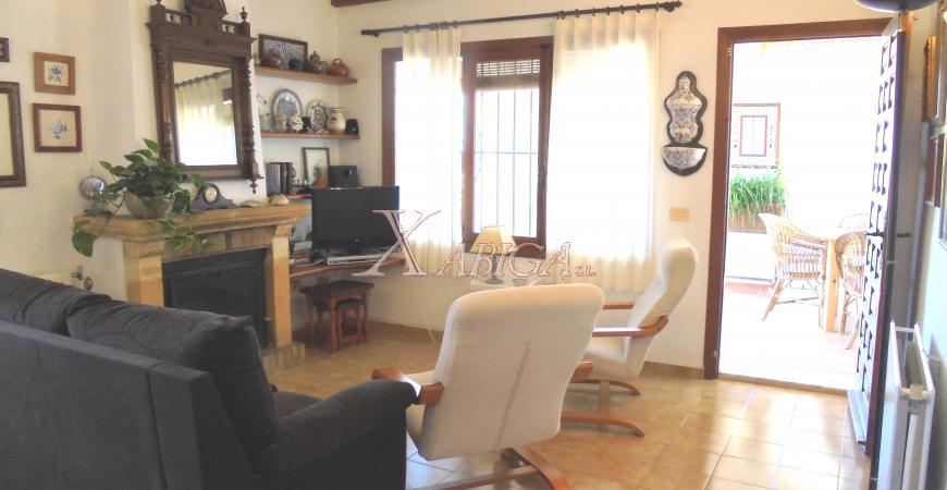 Sillones Chalet Cap Martí Xabiga Inmobiliaria