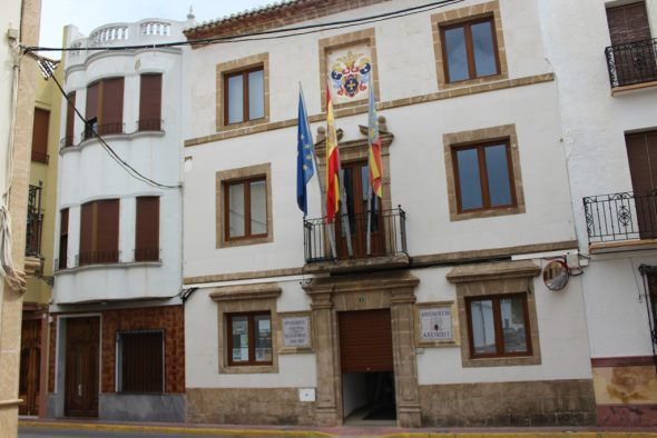 Ayuntamiento Benitatxell