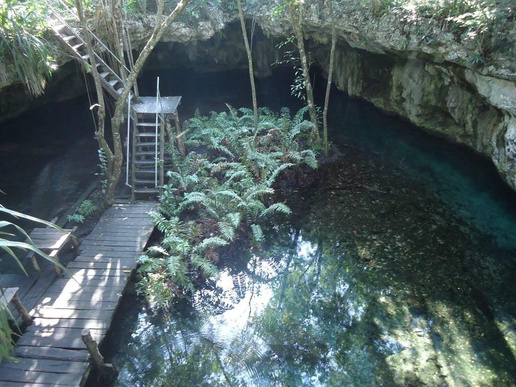 Cenotes México Buceo Puerto Jávea