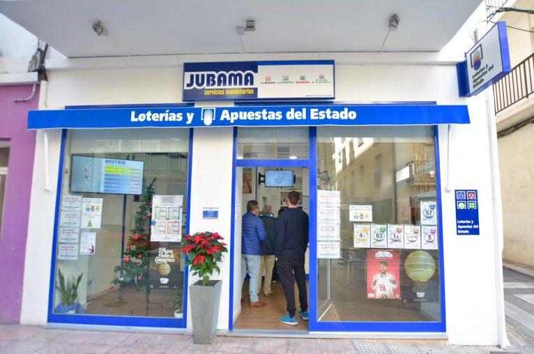 Adminstración de loterias Jubama