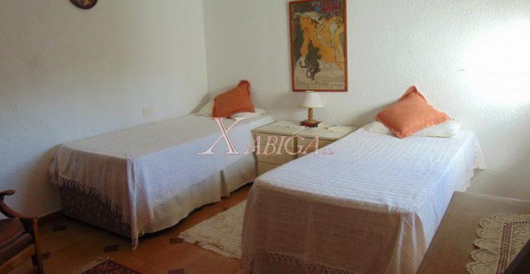 Dormitori doble de la vila en venda de Xabiga