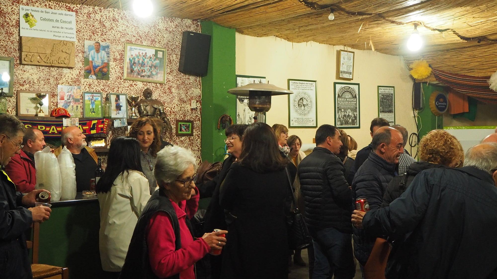 Trobada Nadal 2018 Ciutadans per Xàbia