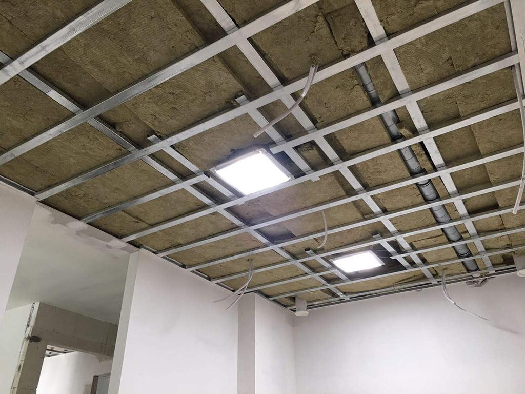 Instalación en techo Solatube Levante